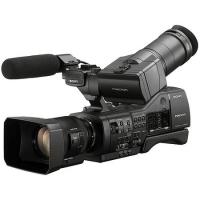 Filmadora Sony NEX-EA50H Lente Zoom Servo 18-200mm