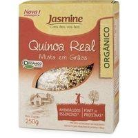 Grão Jasmine Quinoa Mista Orgânica 250g
