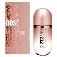212 Vip Rosé de Carolina Herrera Eau de Parfum Feminino 80ml