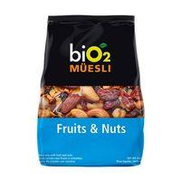 biO2 Müesli Frutas e Castanhas 250g