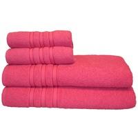 Jogo de Banho Santa Mônica Monic Pink 4 Peças