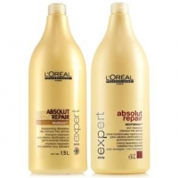 Shampoo e Condicionador Loreal Absolut Repair Kit 1000ml