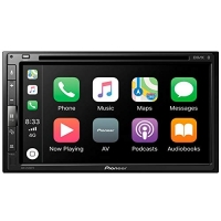 Multimídia Receiver Pioneer AVH-Z5280TV 6.8 Touchscreen