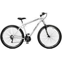 Bicicleta Master Bike com Suspenção 21 Marchas