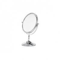 Espelho Brinox Dupla Face para Bancada Ø 16,5 x 25 cm