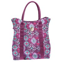 Totebag Pacific Fico Ethnic Colorida