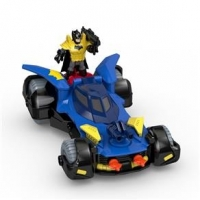 Veículo Batman Imaginext Fisher-price
