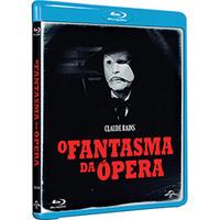 O Fantasma da Ópera Blu-Ray - Multi-Região / Reg. 4