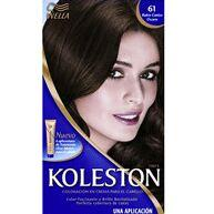 Koleston Wella Kit 61 Louro Cinza Escuro