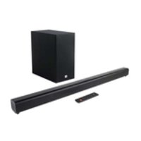 Soundbar JBL Cinema SB160 2.1 Canais Subwoofer Sem fio Dolby Digital Bluetooth HDMI ARC