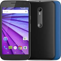 Smartphone Motorola Moto G Colors 3 Geração XT1543 Preto 16GB + Capa