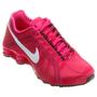 Tênis Nike Shox Junior Feminino Rosa Escuro