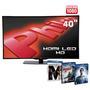 TV Smart LED 40\