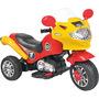 Moto Elétrica Homeplay Speed Chopper Vermelha