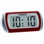 Despertador Digital de Mesa 5x10x8 Vermelho