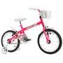 Bicicleta Track Bikes Monny Infantil Aro 16 Rosa