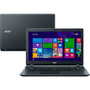 Notebook Acer ES1-511-C35Q Dual Core N2840 2.58GHz 2GB 320GB Windows 8.1 Preto