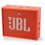 Caixa de Som Portátil JBL Go Wireless Laranja