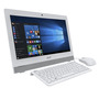 Computador Acer All In One AZ1-752-BC52 Pentium Quad Core N3700 4GB 500GB 1.6GHz 19.5\