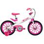 Bicicleta Caloi Power Luli T11 Aro 16 1 Marcha Pink