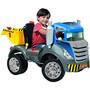 Caminhão Brutus Bandeirante Azul
