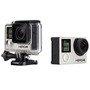 Câmera Digital GoPro Hero4 Black Edition Adventure 12MP CHDHX-401-BR Cinza