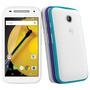 Smartphone Motorola Moto E™ 4G DTV Colors 2ª Geração XT1523 TV Digital Desbloqueado GSM 16GB Dual Chip Android Branco