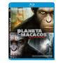 Planeta dos Macacos 1 e 2 Blu-Ray - Multi-Região / Reg.4