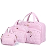 Kit Bolsas Maternidade Fofokits Honey Rosa