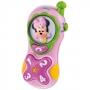 Celular New Toys Minnie Disney Clementoni Colorido