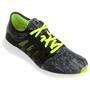 Tênis Adidas CC Rocket Boost Masculino Preto e Verde Limão