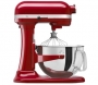 Batedeira Kitchenaid Stand Mixer Profissional KEC57 Vermelha