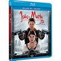 João e Maria:Caçadores de Bruxas Blu-Ray + Blu-Ray 3D - Multi-Região / Reg. 4
