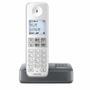 Telefone Sem Fio Philips D2351WG/BR Branco e Cinza