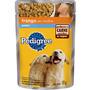 Ração para Cães Pedigree Junior - Frango ao Molho (100Gr)