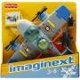 Helicóptero Mattel Super Aviões Mattel Imaginext Tornado Propulsor Sky Racer