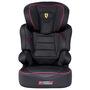 Cadeira para Auto Ferrari Befix SP Preto