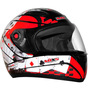 Capacete Mixs MX Fokker Given