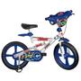 Bicicleta Bandeirante X-Bike Avengers Aro 14 Preta