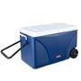 Cooler Rubbermaid RB071 com Rodas 75 Litros Azul