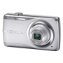 Câmera Digital Casio Exilim EX-Z550 14.1MP Prata