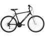 Bicicleta Caloi Aluminum Sport Aro 26 com 26 Marchas e Suspensão Dianteira Preta
