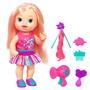 Boneca Hasbro Baby Alive Cabelos Fashion Loira