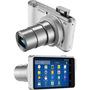 Câmera Digital Samsung Galaxy 2 EK-GC200 16.3MP Branca