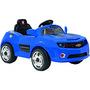 Mini Veículo Infantil Camaro Bandeirante Azul