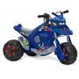 Moto Infantil Elétrica Bandeirante ZX Avengers 6V