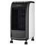 Climatizador de Ar Cadence Breeze CLI301 Frio Branco e Preto 220V