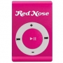 MP3 Player Red Nose Girls 4GB Pink