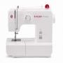 Máquina de Costura Singer Doméstica Promise 1408 Branca 110V