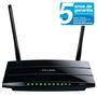 Roteador Bando Dupla TP-Link TL-WDR3500 600Mbps Wireless Preto